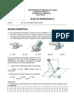 Guia 2 de Mecanica