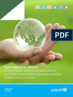 UNICEF Guia GBV Espanol Julio2015