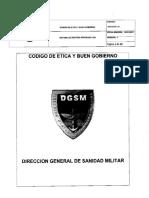 Codigo Etica y Buen Gobierno 2013