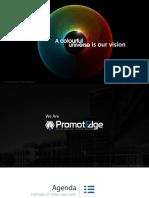 Promotedge Presentation
