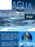 Tema El Agua