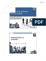 Introducción a La Auditoría de SI (1)