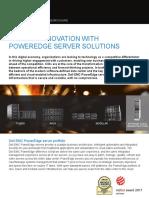 Poweredge Server Solutions Brochure