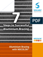7 Steps to Successful Aluminum Brazing