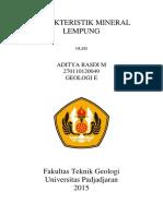 304793728-Karakteristik-Mineral-Lempung.docx