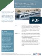 Dubai Tramway - Case Study - English
