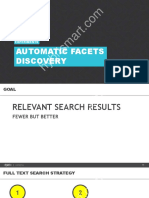 SAP Hybris Thinking Outside the Box. PART 4. Automatic Facet Discovery