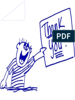 Thanks Page Of