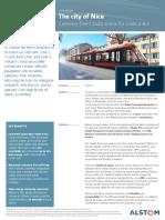 Nice Tramway - Case Study - English