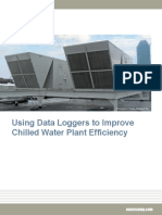 Using Data Loggers to Improve Chilled Water Plant Efficiency