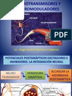 4- Neurotransmisores y Neuromoduladores