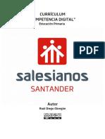 Curriculum Competencia Digital