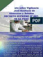 decreto supremo 007 98.ppt