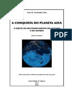 A CONQUISTA DO PLANETA AZUL