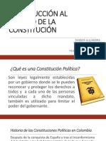 Introducción Al Estudio de La Constitución