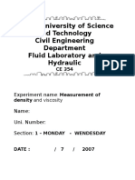Hydraulic Report1
