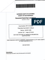 Senior Deputy Lawsuit