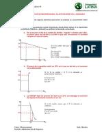 Ejercicios Practicos Elasticidades Resueltos