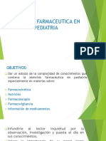 Atencion Farmaceutica en Pediatria