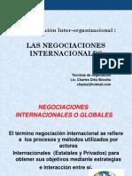 Negociacion Internacional i