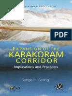 Expansion of _Karakoram Corridor