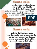 Sermão de Santa ceia.ppsx