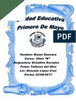 Unidad Educativa Primero de Mayo