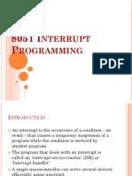 LAB 11 8051 Interrupt Programming