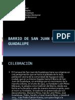Barrio de San Juan de Guadalupe