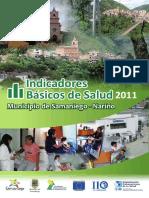 Indicadores de Salud Samaniego_2011