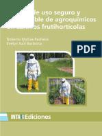 Inta Manual Uso Agroquimicos Frutihorticola