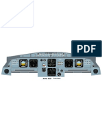 A320 Front Panel