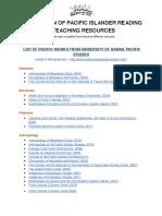 NHPI Reading _ Teaching Resources