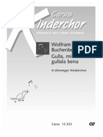 Buchenberg - Kinderchor