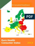 Euro Health Consumer Index EHCI 2014 Report