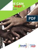 Jilinde PREP Facilities Brochure