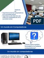 Computación Basica y Herramientas de Internet