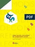 Como Diseñar Actividades De Comprension Lectora Para El Iii Ciclo De Educacion Primaria.pdf