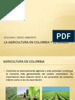La Agricultura en Colombia