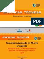 Jc14 Tecnologias Avanzadas en Ahorro de Energia