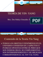 Teoria de Yin - Yang.