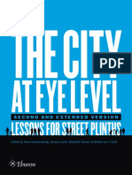 eBook the City at Eye Level English