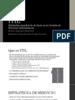 Presentacion ITIL