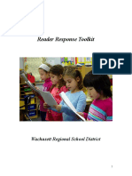 Reader Response Toolkit