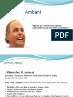 Copy of Presentation Dhirubhai