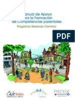 Manual Para El Desarrollo de Competencias Parent Ales