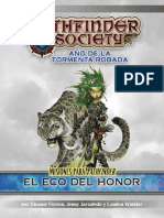 El Eco Del Honor