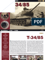 Kagero Topshots 11032 T 34 85