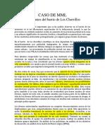 Los Jóvenes Del Barrio de Los Chorrillos (2)