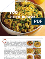 100 Ricette Di Pasta